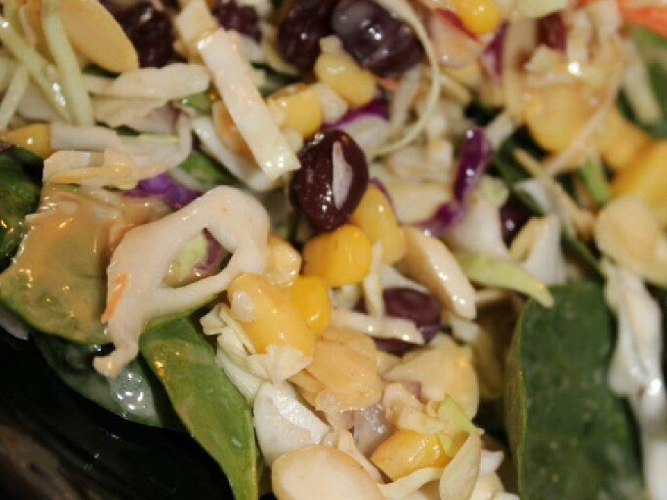 Asian Cabbage Salad: 3ten.ca