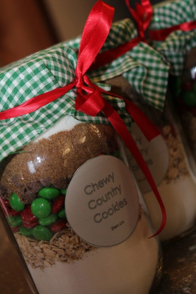 Chewy Country Cookies: 3ten.ca