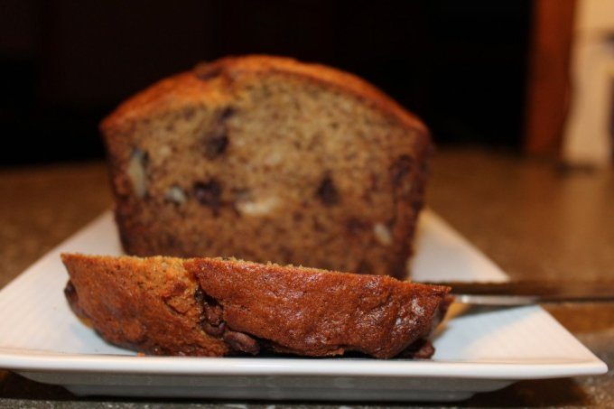 Chocolate Chip Banana Bread: 3ten.ca