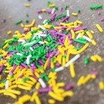 Sprinkle Sugar Cookies: 3ten.ca #sprinkles #cookies