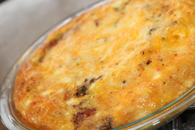 Egg Casserole: 3ten.ca