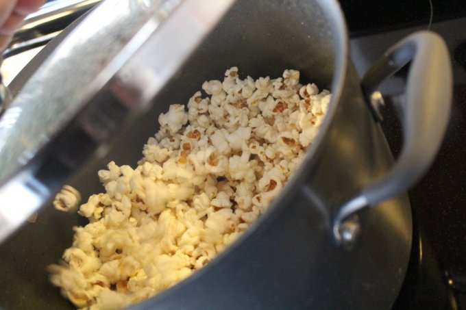 Stove Top Popcorn: 3ten.ca