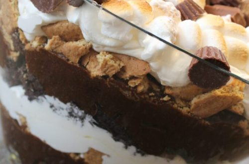 S'mores Layer Pie: 3ten.ca