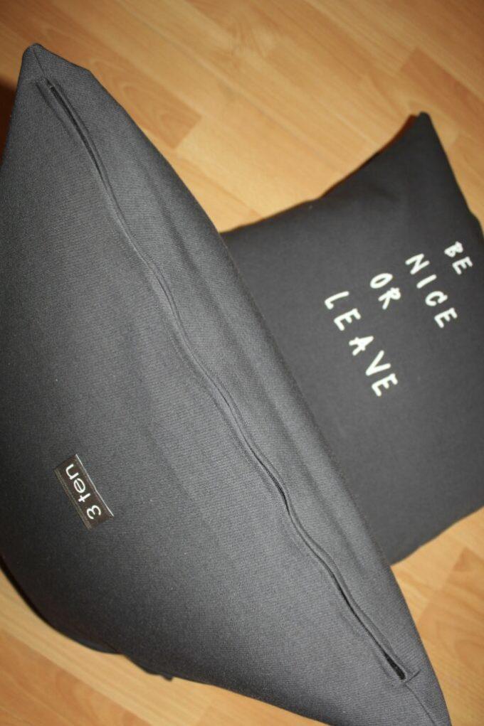 Tutorial Pillow Covers: 3ten.ca