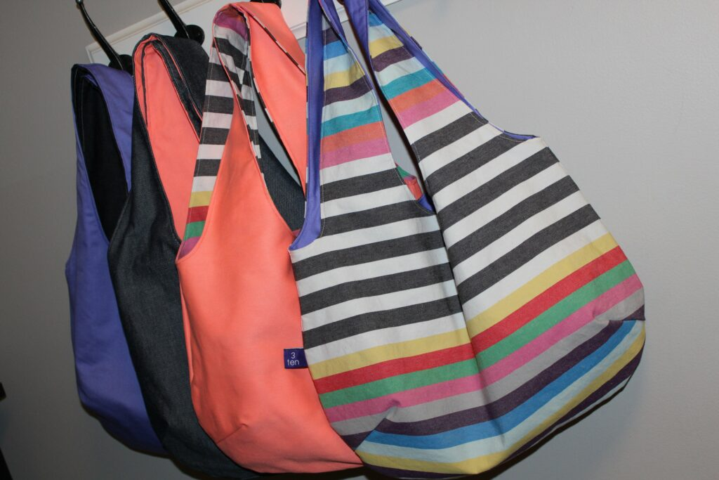 Project: Reversible Bag