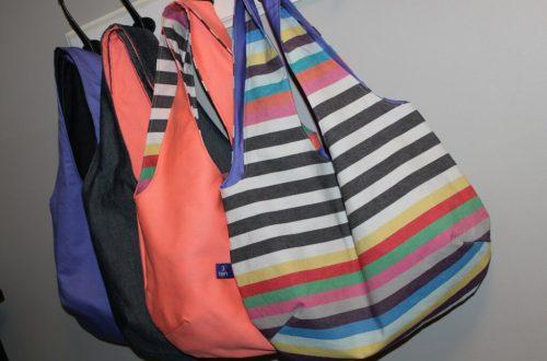 DIY Reversible Bag: 3ten.ca