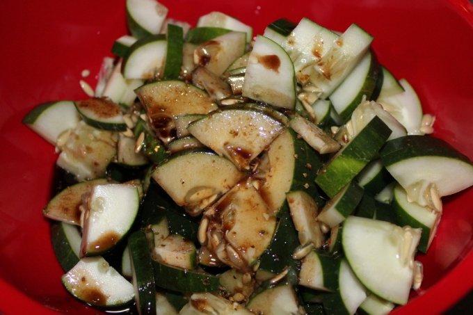 Chickpea Salad: 3ten.ca