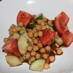 Chick Pea Salad: 3ten.ca