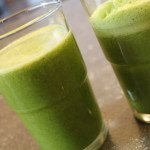 Yellow and Green Juice: 3ten.ca #juicing
