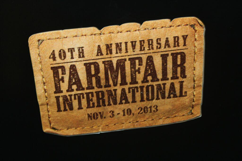 Farm Fair International: 3ten.ca