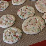 Holiday Candy Cookies: 3ten.ca