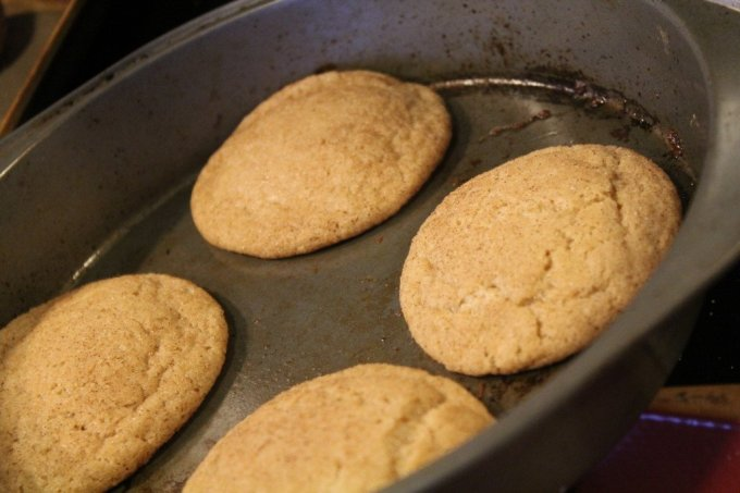 Snickerdoodle Cookies: 3ten.ca #cookies