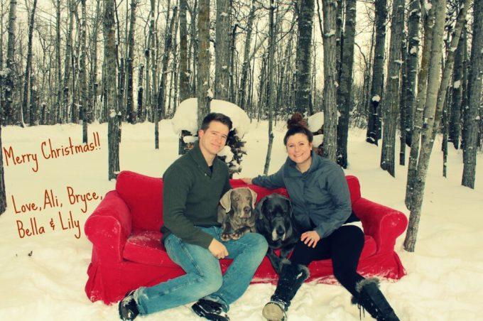 Holiday Christmas Card: 3ten.ca #christmas