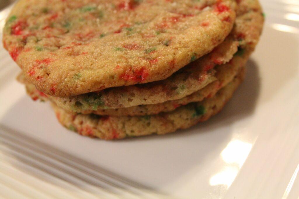 Candy Cane Cookies: 3ten.ca