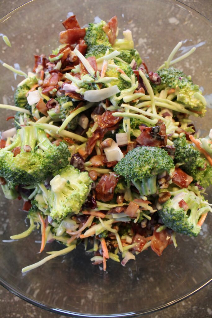 Broccoli Salad: 3ten.ca