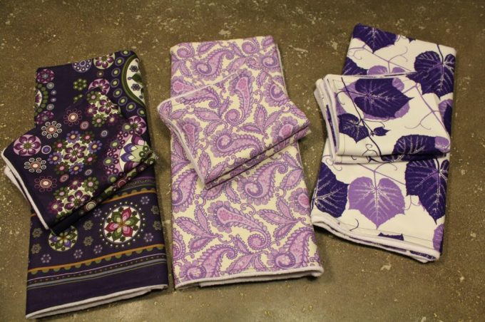 Dish Cloths and Towels: 3ten.ca #sewing