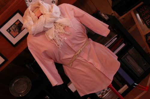 Men's Dress Shirt to Tunic: 3ten.ca