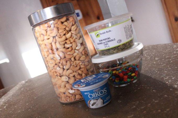 Yogurt Bark: 3ten.ca #eathealthy