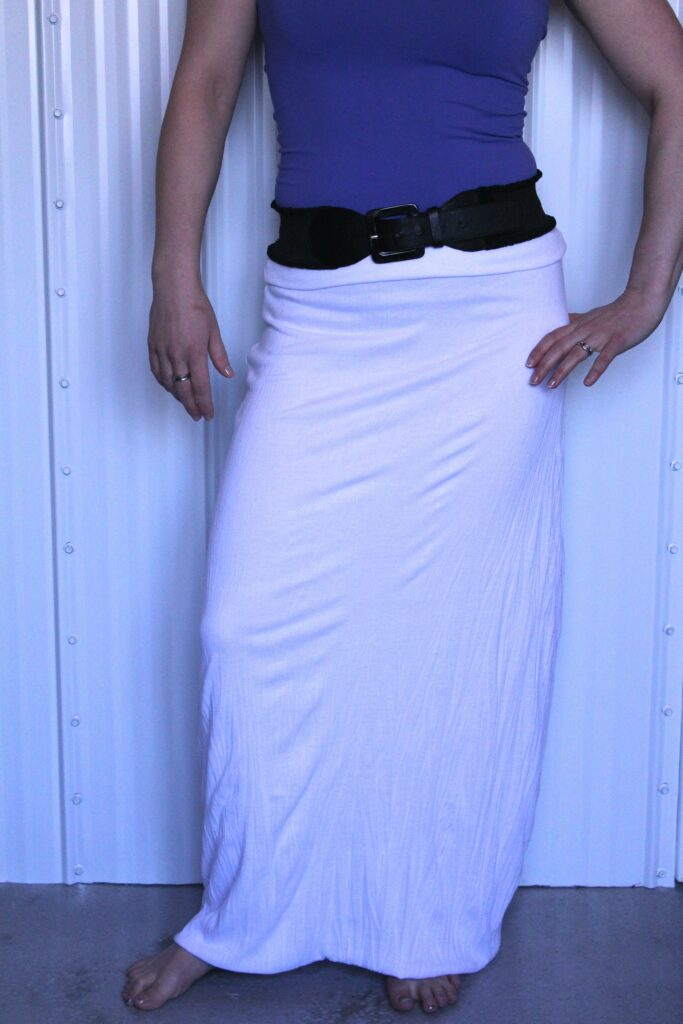 Tutorial: Maxi Skirt