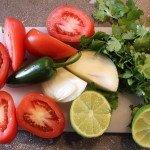 Glass of Salsa