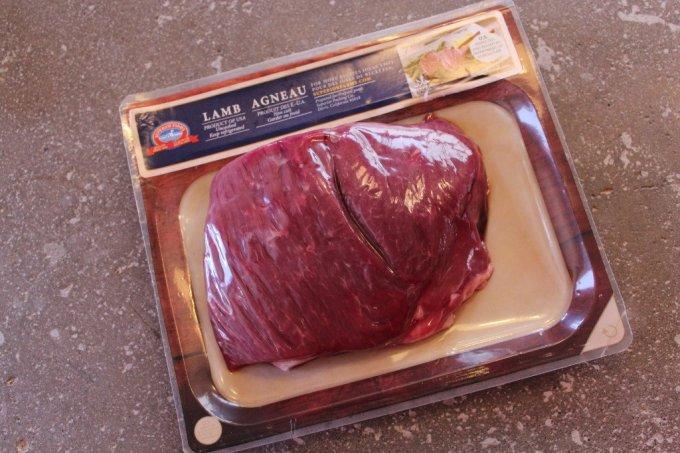 Lamb Leg Steak: 3ten.ca #steak #cooking #grilling #bbq