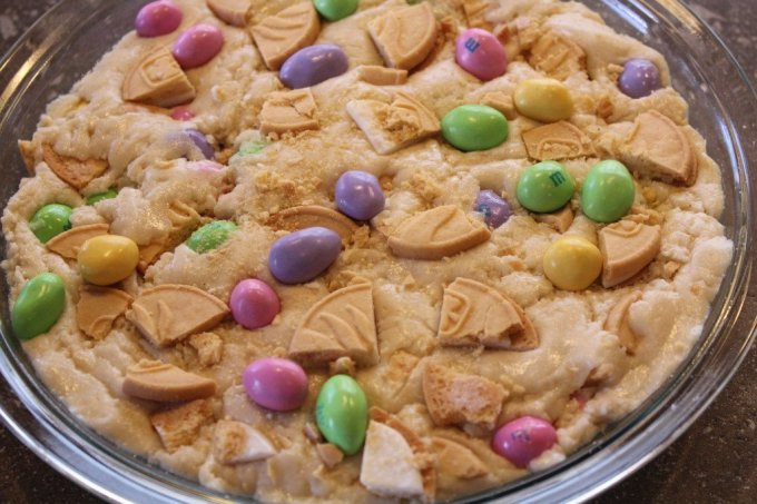 Easter Cake Mix Cookie Cake: 3ten.ca