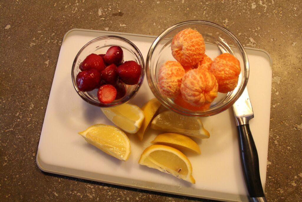 Strawberry Orange Lemonade: 3ten.ca