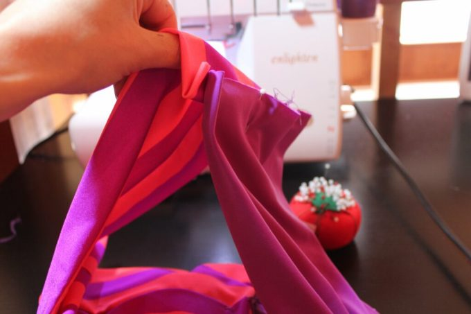 Swimsuit Tutorial: 3ten.ca #diy #sewing