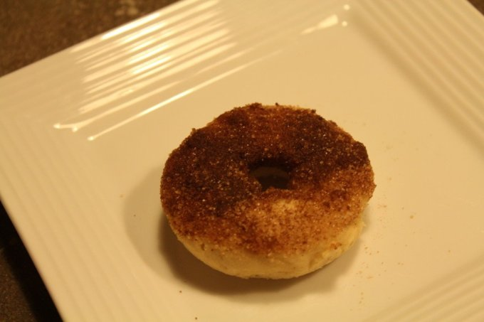 Churro Donuts: 3ten.ca #churro #donut