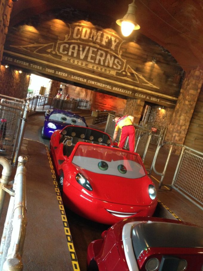 Cars Land: 3ten.ca