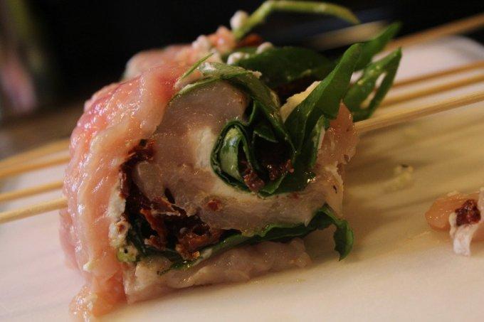 Pinwheel Chicken: 3ten.ca #recipe