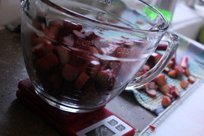 Strawberry Rhubarb Butter: 3ten.ca