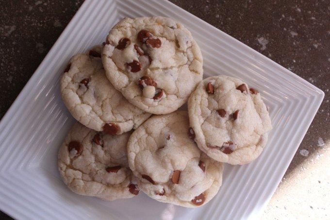 Cinnamon Chip Cookies: 3ten.ca