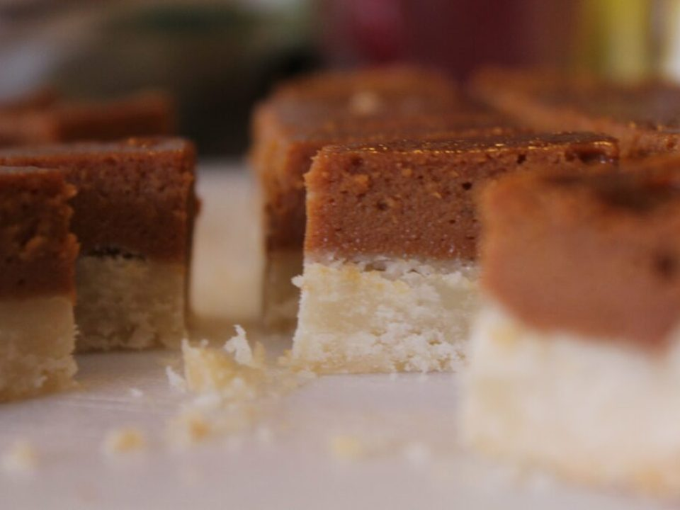 Caramel Shortbread: 3ten.ca