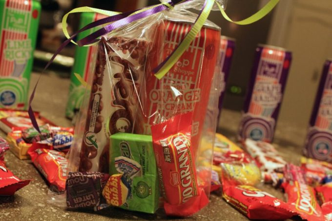 Halloween Treat Bags: 3ten.ca