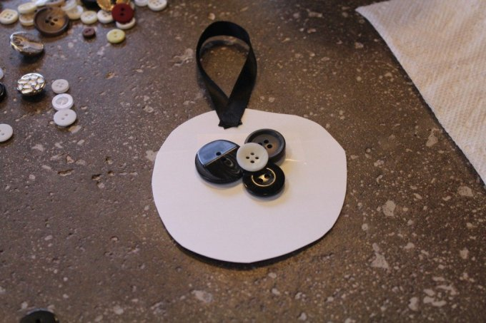 Button Ornament: 3ten.ca