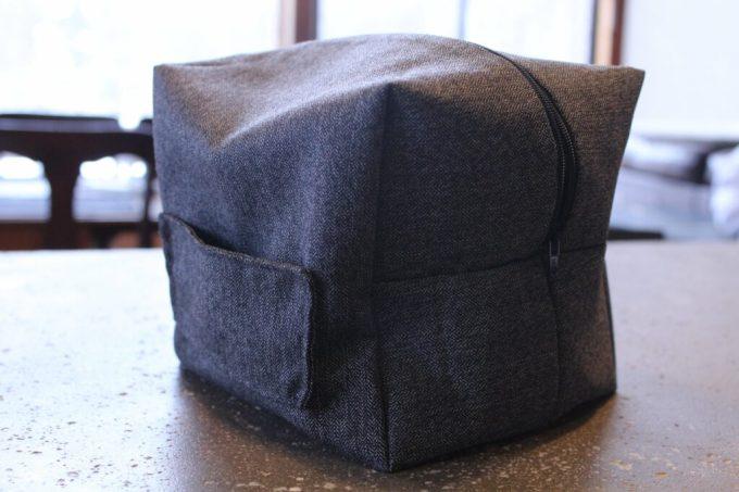 Man Travel Bag Tutorial: 3ten.ca