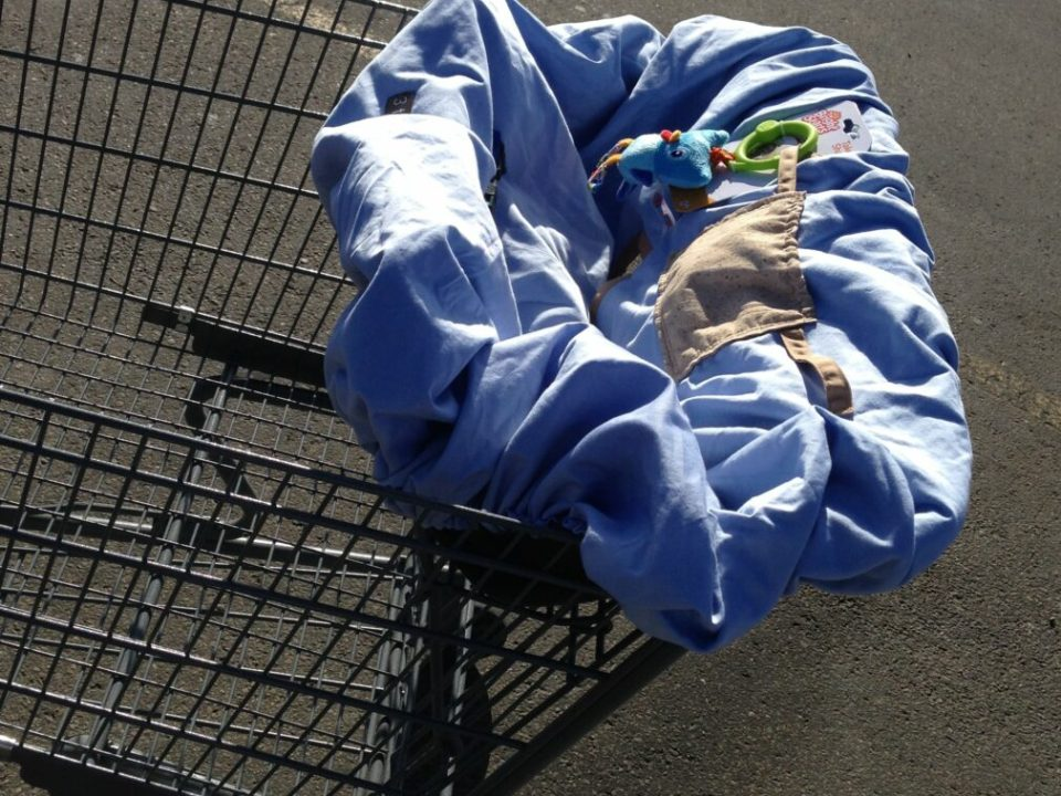 Baby Seat Cover: 3ten.ca