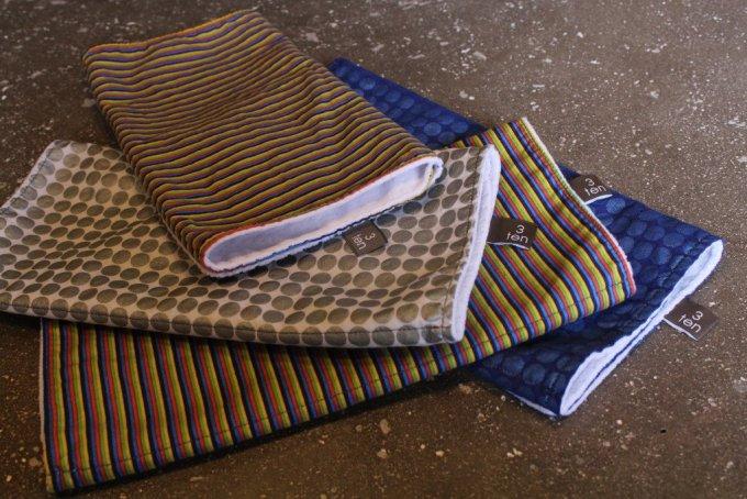 Fabric Gift Bags: 3ten.ca