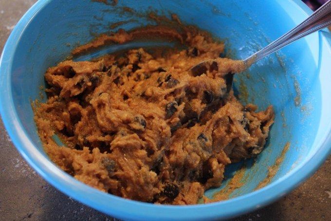 Gluten Free Peanut Butter Chocolate Chip Cookies: 3ten.ca