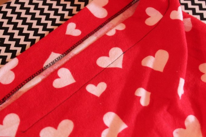 Valentine Pajama Pants: 3ten.ca