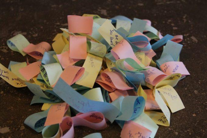 Post-it Gift Jar: 3ten.ca