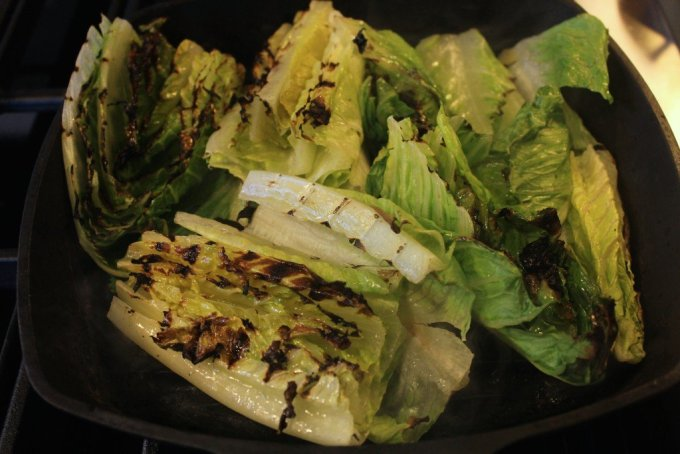 Grilled Caesar Salad: 3ten.ca
