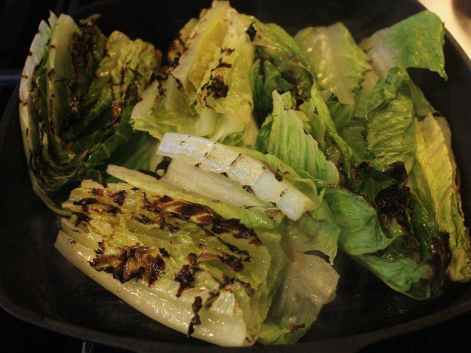 Grilled Caesar Salad: 3ten.ca