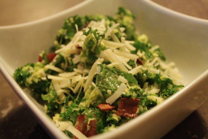 Kale Salad: 3ten.ca