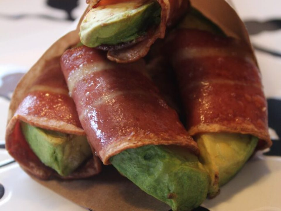 Bacon Avocado Fries: 3ten.ca