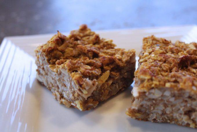 Oatmeal Pumpkin Breakfast Bar: 3ten.ca