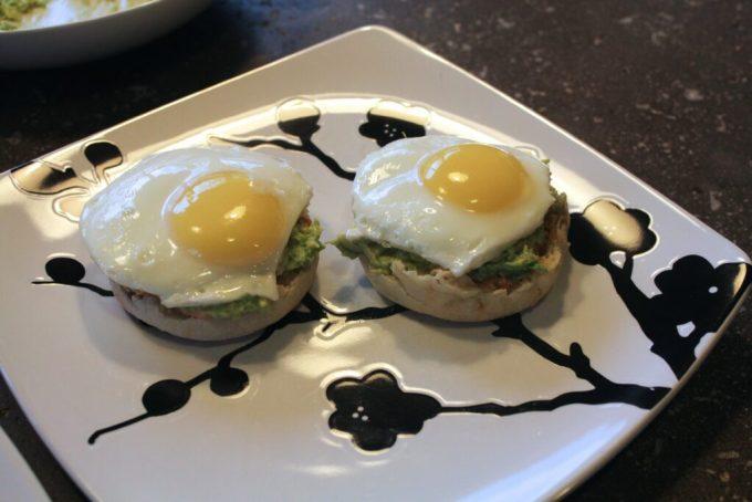 Avocado and Egg Breakfast: 3ten.ca