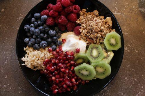 Fresh Berry Bowl: 3ten.ca