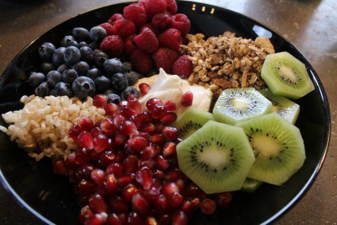 Berry Breakfast Bowl: 3ten.ca